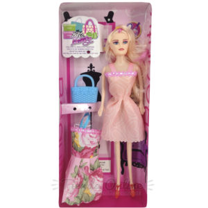 Juguete Barbie Dress