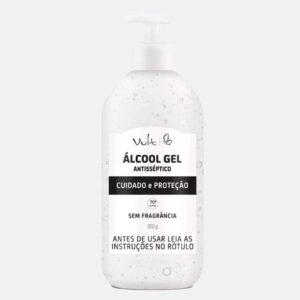 Alcohol Gel Antiséptico